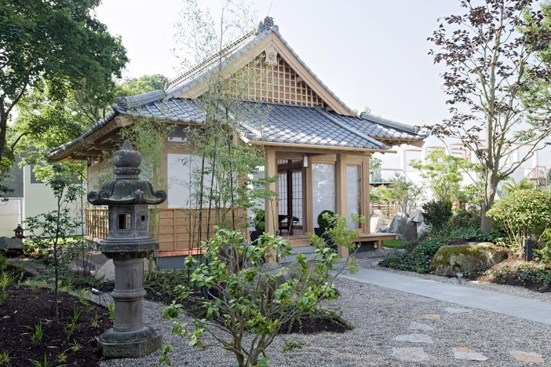 la maison japonaise kur und b der gmbh bad krozingen. Black Bedroom Furniture Sets. Home Design Ideas